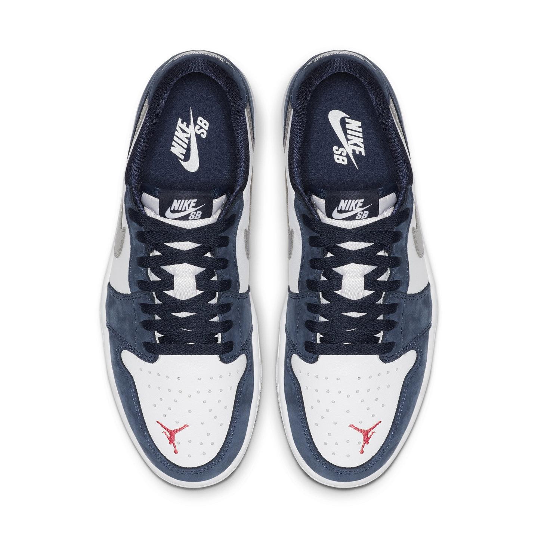 SB x Air Jordan I Low - Nike Skateboarding
