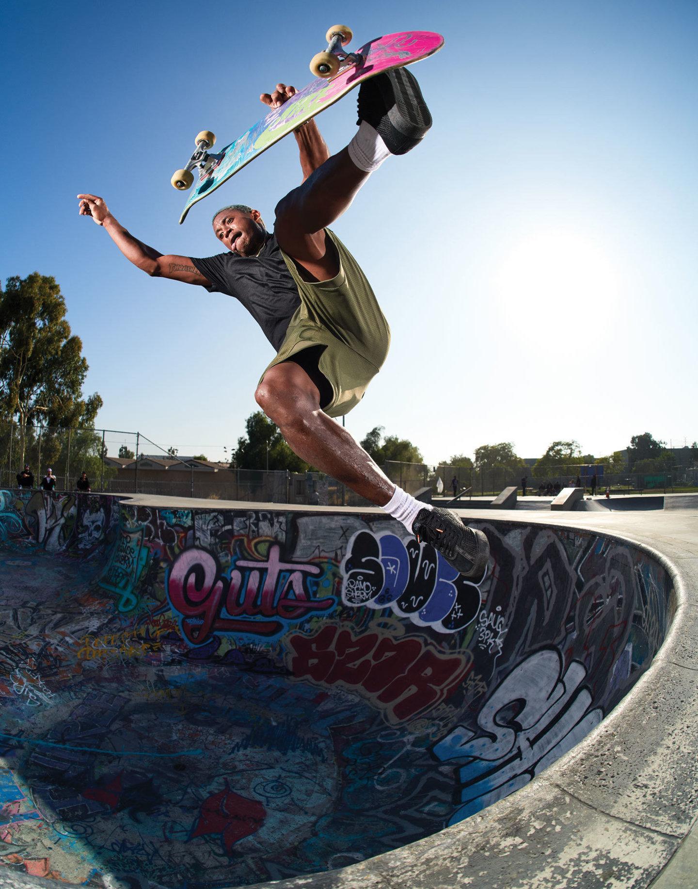 brand new cf5e2 0a290 Ishod Wair - Nike Skateboarding