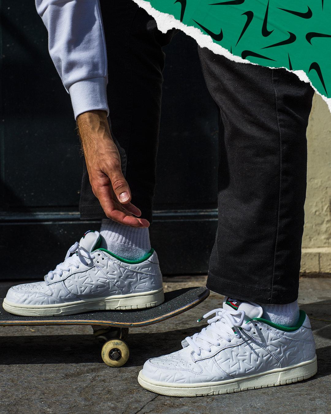Nike SB x Ben-G: Dunk Low - Nike Skateboarding