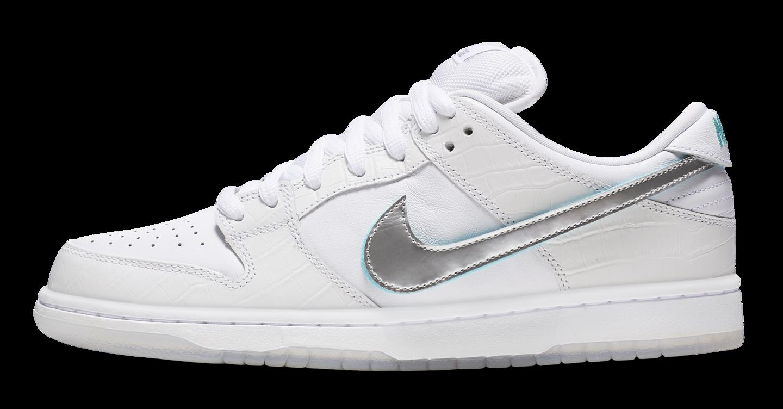White Diamond - Nike Skateboarding