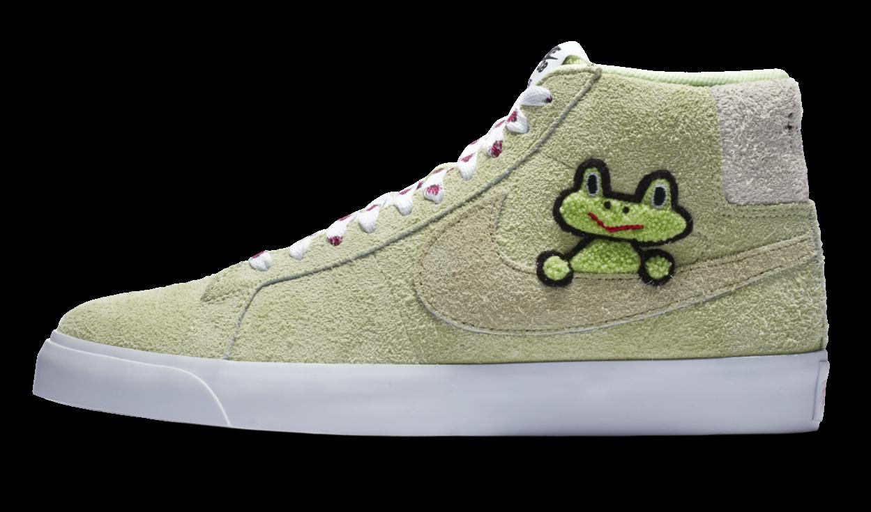 Frog - Nike Skateboarding