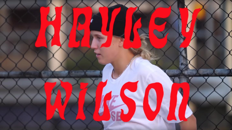Hayley Wilson - Nike Skateboarding